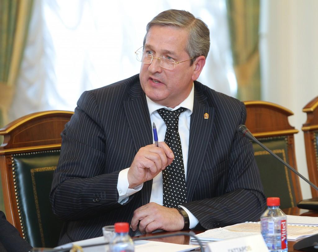 Гончаров Александр Николаевич, Уполномоченный по защите прав предпринимателей Челябинской области.