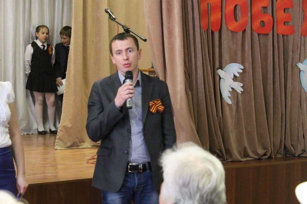 Депутат Челябинской городской Думы Александр Галкин