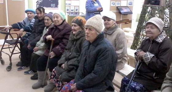 Экскурсия в музей им А.С. Пушкина г. Чердынь