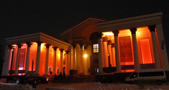 Даниил Хохонов инсталляция  «Шум», фото автора