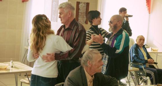 Волонтеры Солнечного дня в Доме престарелых