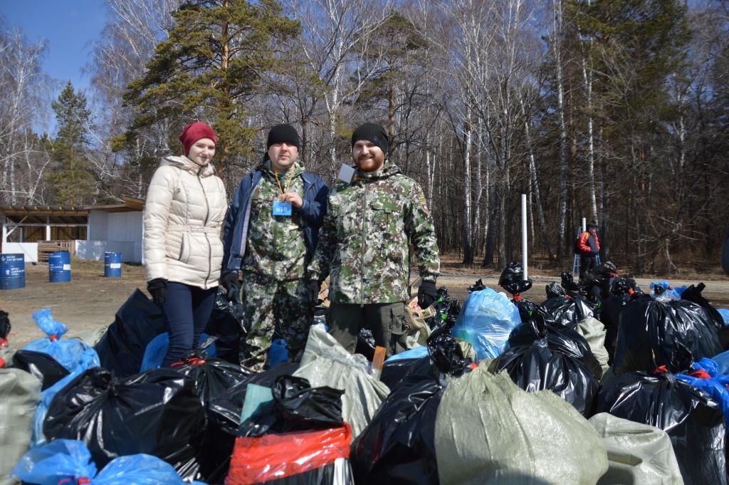Следующий этап «Чистых игр»  пройдет 13 мая в Центральном и Ленинском районах Челябинска
