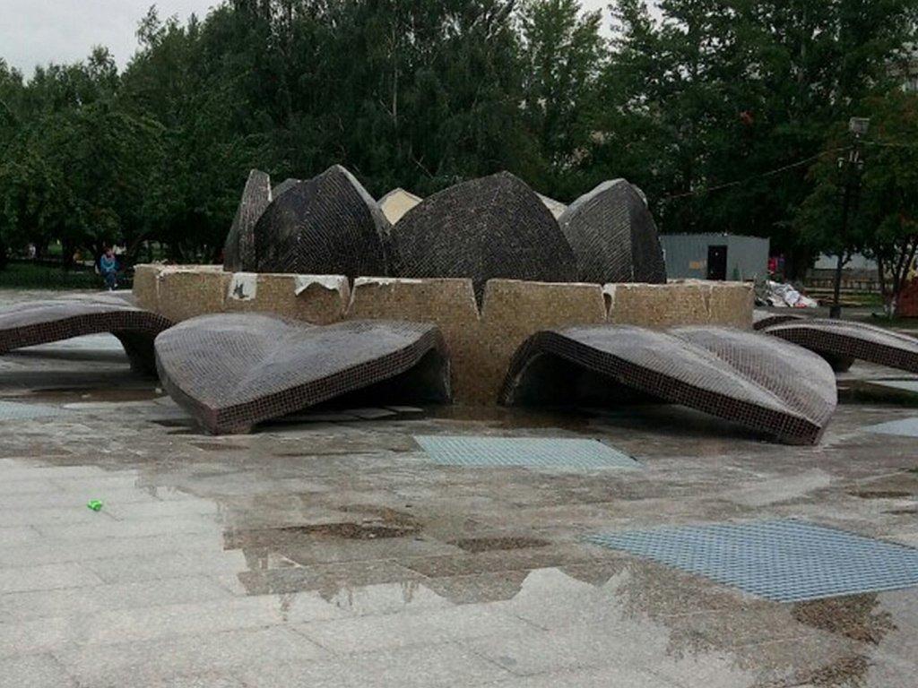 По ходатайству Челябинского УФАС России судом приняты обеспечительные меры по иску о признании недействительным контракта на ремонт фонтана в Копейске на сумму 16,9 млн рублей