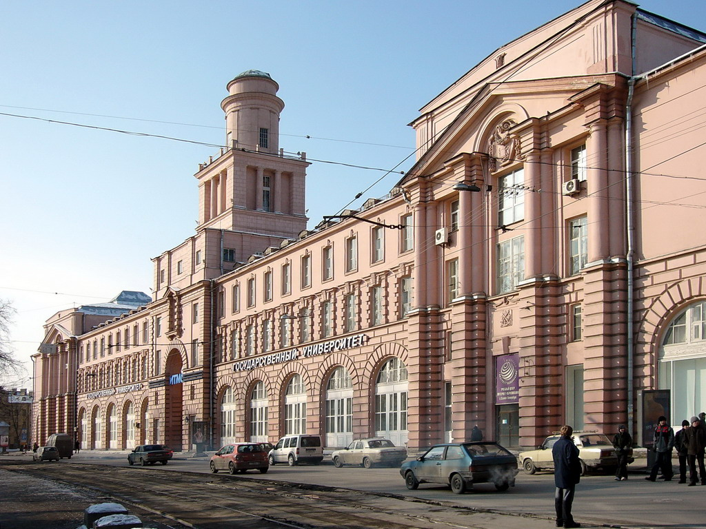 Объявлен конкурс на разработку архитектурно-планировочного решения инновационного центра «ИТМО Хайпарк»