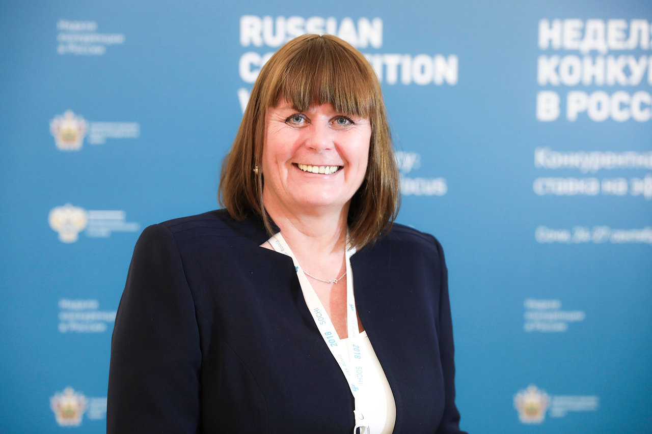 Анна Козлова о Неделе конкуренции в Челябинской области