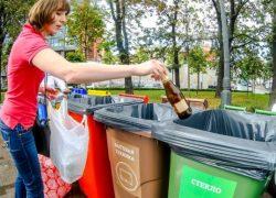 Сбор раздельного мусора