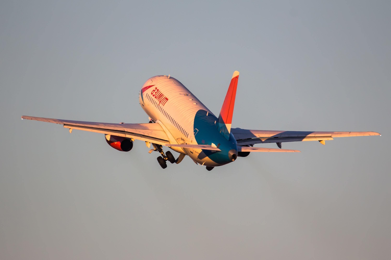 Авиакомпания Азимут открывает новые направления