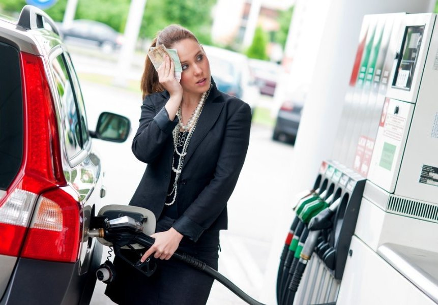 Наименьшая цена на бензин АИ-92 зафиксирована у ООО «Газпромнефть-Центр»